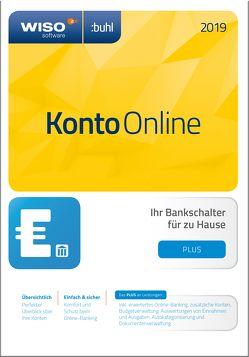 WISO Konto Online Plus 2019 von Buhl Data Service GmbH
