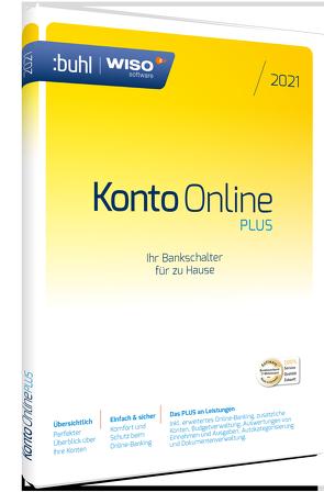 WISO Konto Online Plus 2021 von Buhl Data Service GmbH