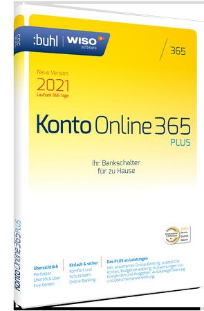 WISO Konto Online Plus 365 von Buhl Data Service GmbH
