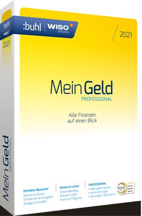 WISO Mein Geld Professional 2021 von Buhl Data Service GmbH