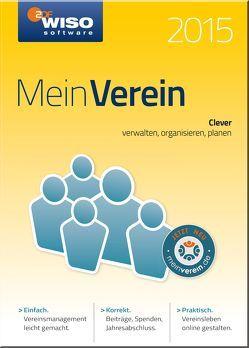 WISO Mein Verein 2015 von Buhl Data Service GmbH