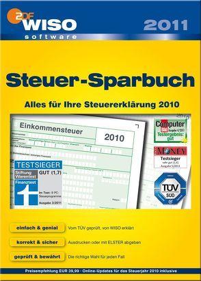WISO Steuer-Sparbuch 2011 von Buhl Data Service GmbH