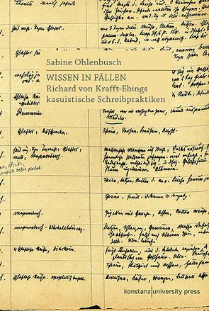 Wissen in Fällen von Ohlenbusch,  Sabine