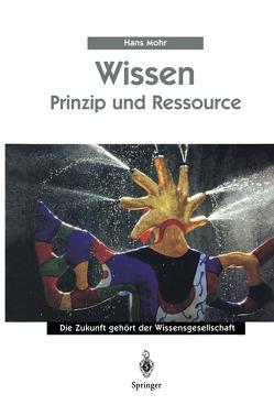 Wissen – Prinzip und Ressource von Mohr,  Hans