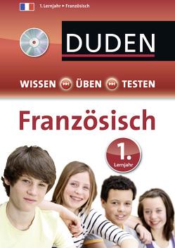 Wissen – Üben – Testen: Französisch 1. Lernjahr von Jahn-Sauner,  Ulrike, Strzelecki,  Carmen