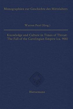 Wissen und Bildung in einer Zeit bedrohter Ordnung von Pezé,  Warren