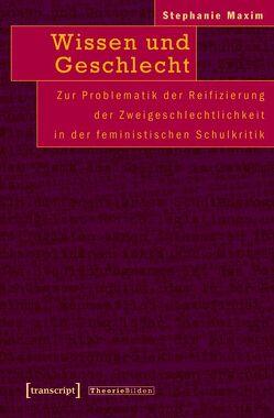 Wissen und Geschlecht von Maxim,  Stephanie