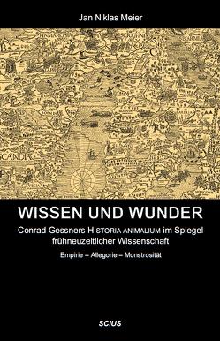 Wissen und Wunder von Meier,  Jan Niklas