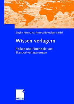 Wissen verlagern von Peters,  Sibylle, Reinhardt,  Kai, Seidel,  Holger