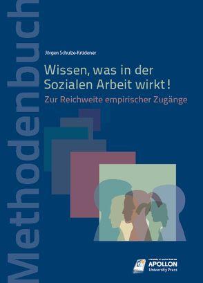 Wissen, was in der Sozialen Arbeit wirkt! von Schulze-Krüdener,  Jörgen