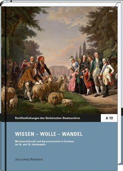 Wissen – Wolle – Wandel von Ludwig,  Jörg