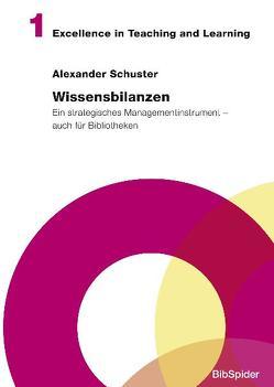 Wissensbilanzen von Schuster,  Alexander