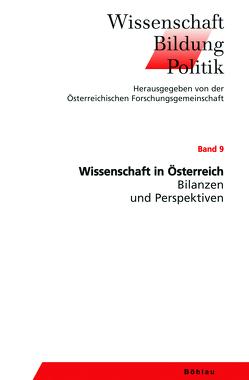 Wissenschaft in Österreich von Berka,  Walter, Magerl,  Gottfried