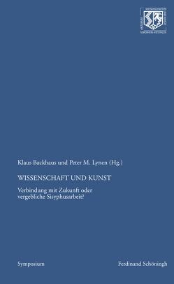 Wissenschaft und Kunst von Backhaus,  Klaus, Lynen,  Peter M., Pischinger,  Stefan