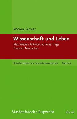 Wissenschaft und Leben von Germer,  Andrea