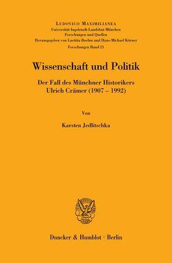 Wissenschaft und Politik. von Jedlitschka,  Karsten