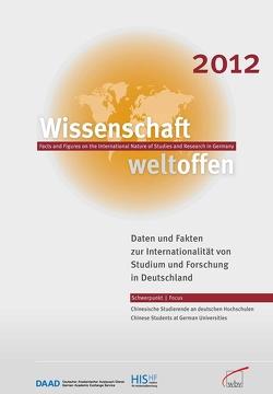 Wissenschaft Weltoffen 2012 von DAAD, HIS