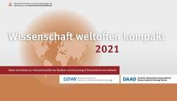 Wissenschaft weltoffen 2021 kompakt Daten und Fakten zur Internationalität von Studium
