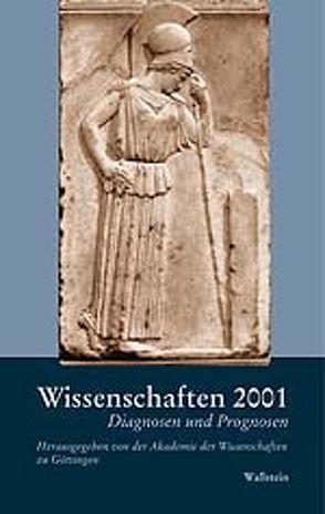 Wissenschaften 2001