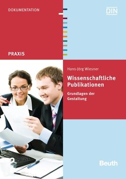 Wissenschaftliche Publikationen von Wiesner,  Hans-Jörg