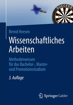 Wissenschaftliches Arbeiten von Heesen,  Bernd