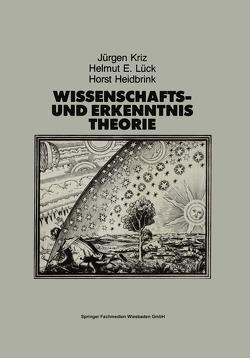 Wissenschafts- und Erkenntnistheorie von Heidbrink,  Horst, Kriz,  Jürgen, Lück,  Helmut
