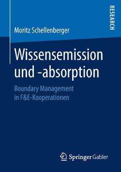 Wissensemission und -absorption von Schellenberger,  Moritz