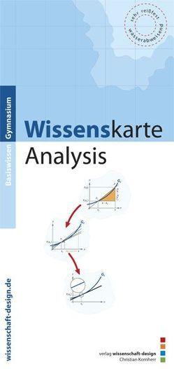 Wissenskarte Analysis von Kornherr,  Christian