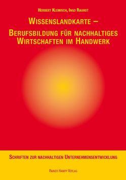 Wissenslandkarte von Klemisch,  Herbert, Rauhut,  Ingo