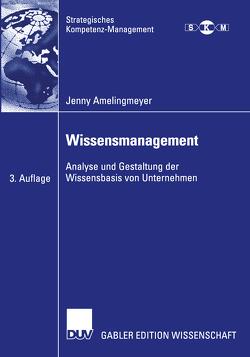 Wissensmanagement von Amelingmeyer,  Jenny