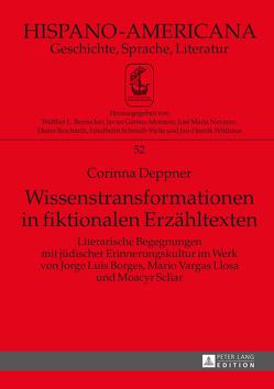 Wissenstransformationen in fiktionalen Erzähltexten von Deppner,  Corinna