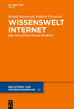 Wissenswelt Internet von Baumeister,  Harald, Schwärzel,  Kathrin