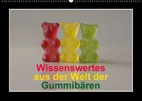 Wissenswertes aus der Welt der Gummibären (Wandkalender 2018 DIN A2 quer) von Seidl,  Hans