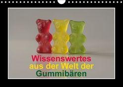 Wissenswertes aus der Welt der Gummibären (Wandkalender 2018 DIN A4 quer) von Seidl,  Hans