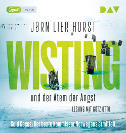 Wisting und der Atem der Angst (Cold Cases 3) von Brunstermann,  Andreas, Horst,  Jørn Lier, Otto,  Götz