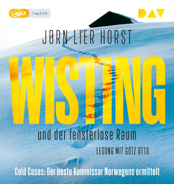 Wisting und der fensterlose Raum (Cold Cases 2) von Brunstermann,  Andreas, Horst,  Jørn Lier, Otto,  Götz