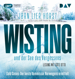 Wisting und der See des Vergessens (Cold Cases 4) von Brunstermann,  Andreas, Horst,  Jørn Lier, Otto,  Götz