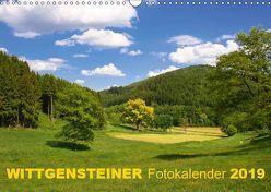 Wittgensteiner Fotokalender 2019 (Wandkalender 2019 DIN A3 quer)