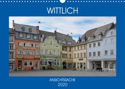 Wittlich – Ansichtssache (Wandkalender 2020 DIN A3 quer) von Bartruff,  Thomas