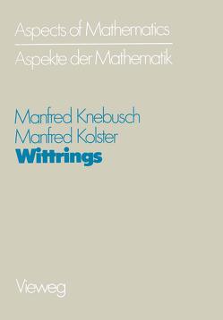 Wittrings von Knebusch,  Manfred, Kolster,  Manfred
