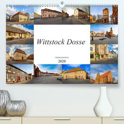 Wittstock Dosse Impressionen (Premium, hochwertiger DIN A2 Wandkalender 2020, Kunstdruck in Hochglanz) von Meutzner,  Dirk