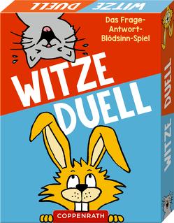 Witze-Duell von Sent,  Anne, Witzka,  Heide