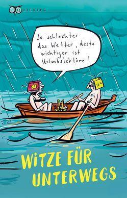 Witze für unterwegs von Kupfermann,  Thomas