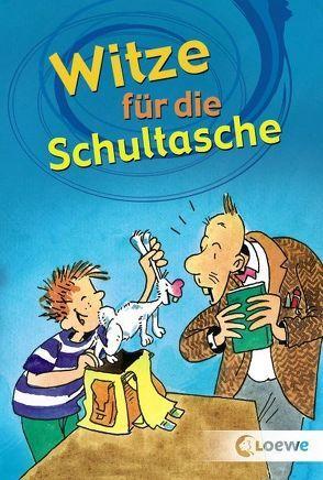 Witze für die Schultasche von Hoffmann,  Andreas