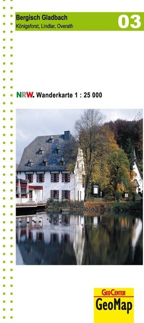 WK 03 Bergisch Gladbach, Königsforst, Lindlar, Overath