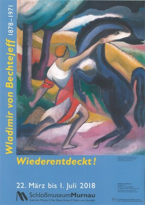 Wladimir von Bechtejeff (1978–1971). Wiederentdeckt!