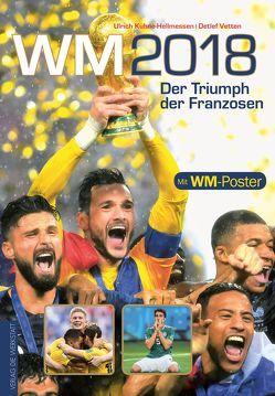 WM 2018 von Kühne-Hellmessen,  Ulrich, Vetten,  Detlef