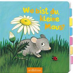 Wo bist du, kleine Maus? von Vogel,  Heike