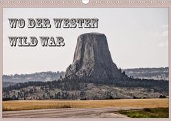Wo der Westen wild war (Wandkalender 2021 DIN A3 quer) von Flori0