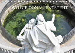 Wo die Donau entsteht (Tischkalender 2019 DIN A5 quer) von M.B. Askew,  Eva